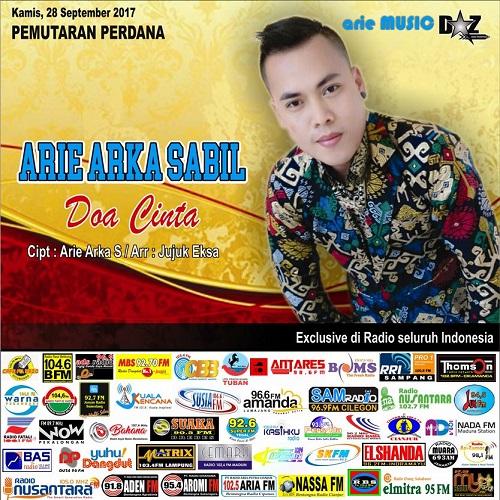 Arie Arka Sabil - Doa Cinta