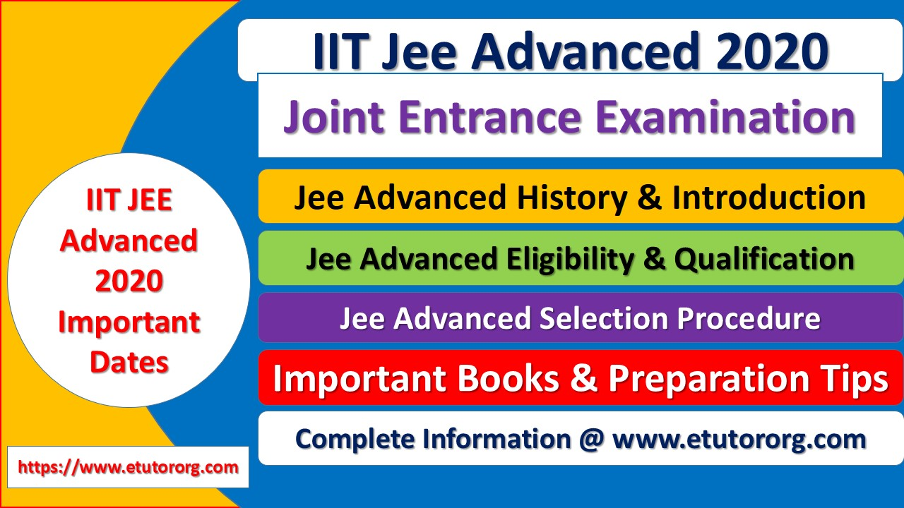 5 Jee Advanced Important Insights A Candidate Must Remember