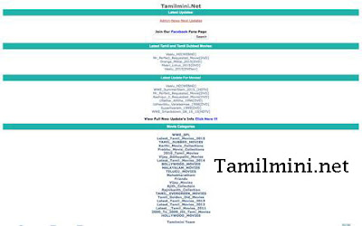 Tamilmini- Download Tamil Mp3 Songs Online Tamilmini.net