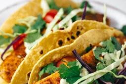 #Recipe #Blackened #Fish #Tacos #with #Avocado #Lime #Sauce