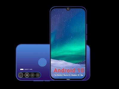Redmi Note 8 Android 10 Update,Redmi Android 10 Update, redmi phones latest updates, redmi smartphones updates,  Redmi 8 Android 10 Update, Redmi 8a Android 10 Update