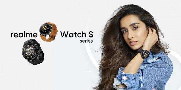 Realme Watch S Pro é oficial
