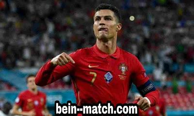 ركلات رونالدو تأهل البرتغال بعد تعادل مثير مع فرنسا
