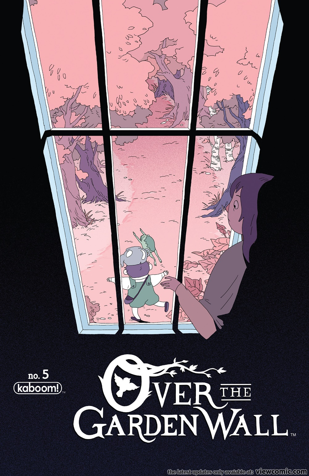 Over The Garden Wall V2 005 2016 Read All Comics Online