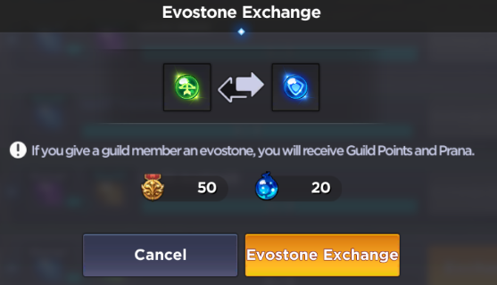 Grand Chase Mobile Global guild gems exchange