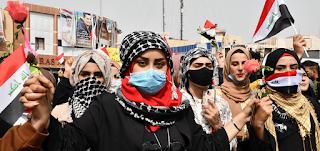 """رؤساء كنائس بغداد يتداولون الوضع العراقي """"المقلق"""" وتفشي وباء كورونا"""