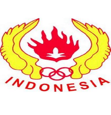 Logo Komite Olahraga Nasional Indonesia (KONI)