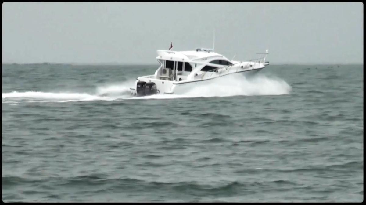 kapal patroli fiber