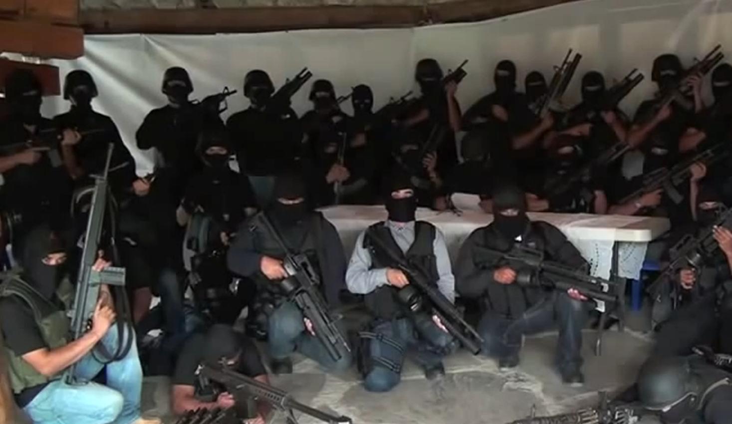 EL CJNG se defendió de la entrada de LOS ANTRAX a Jalisco por eso dejaron de cobrar