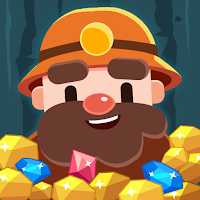 Diamond Miner: Treasure Digger!! Mod Apk