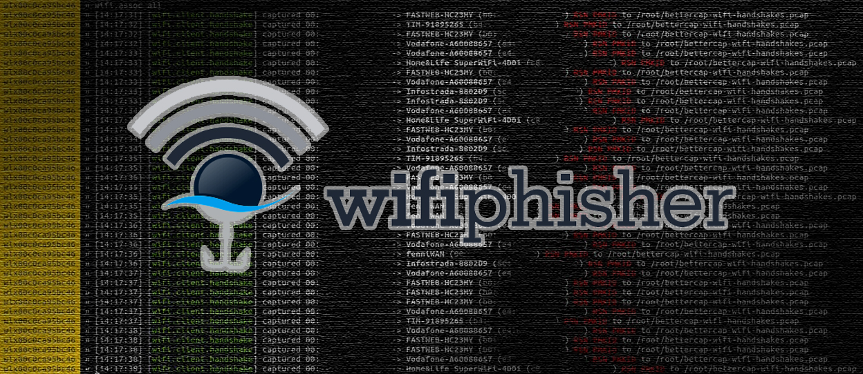 IT Việt Nam: Hack any wifi password using Wifiphisher?