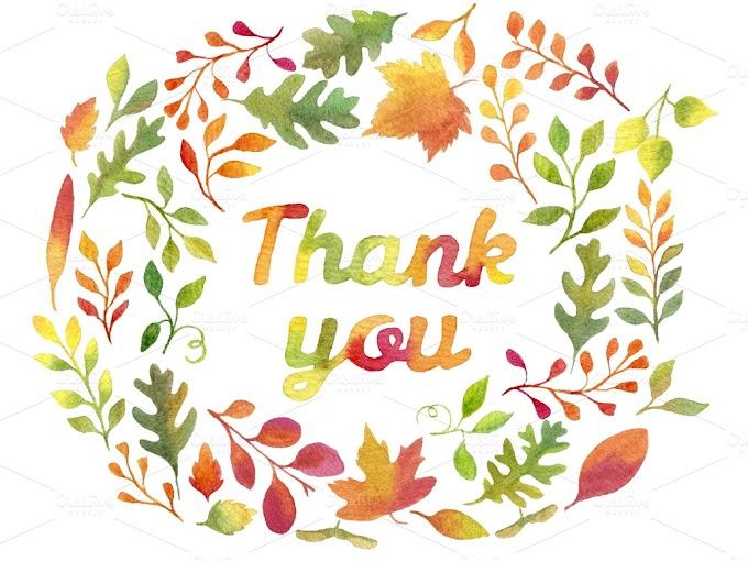 Danh sách cảm ơn những đóng góp phát triển blog