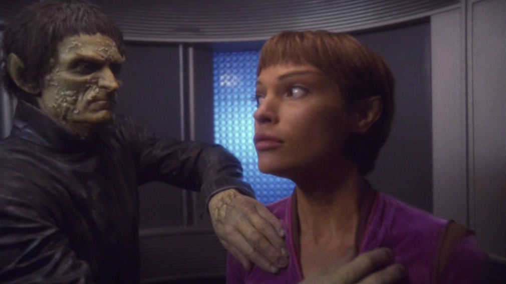 Image result for star trek enterprise impulse episode