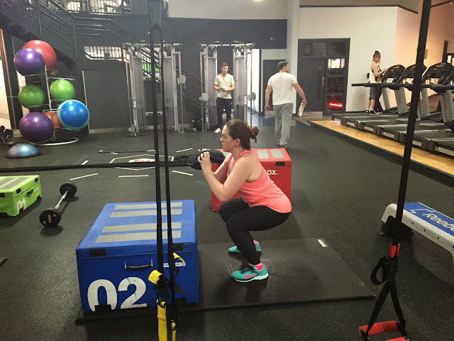 Personal Training Fitness First Romford