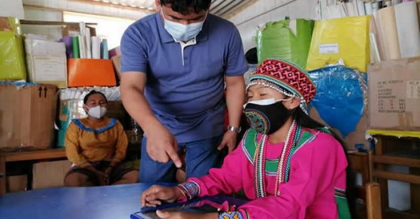 MINEDU: Vacunación contra el COVID-19 será simultánea en todas las regiones. Las UGEL publicarán centros de vacunación