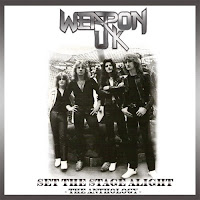 "Το τραγούδι των Weapon UK ""Midnight Satisfaction"" από την συλλογή ""Set The Stage Alight - The Anthology"""