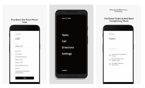 تحميل تطبيق NoPhone لتقليل استخدامك للهاتف المحمول احدث نسخة برابط مباشر