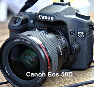 Spesifikasi dan Harga Kamera Canon Eos 50D Tahun 2015