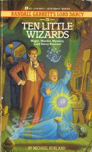 Pretty Sinister Books Ffb Ten Little Wizards Michael