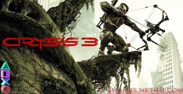 تحميل لعبة crysis 3 لجهاز ps3