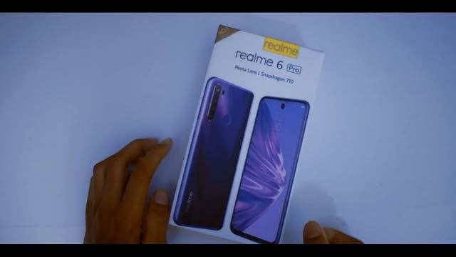 ريلمي 6 برو  بمواصفات عالمية وسعر خيالي    Realme 6 Pro