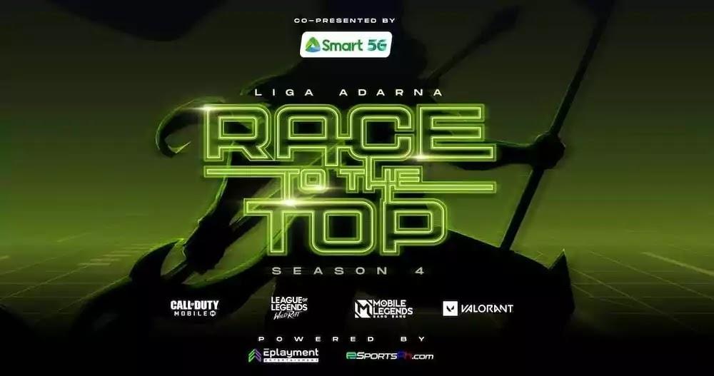 Smart powers Liga Adarna Season 4: Race to the Top
