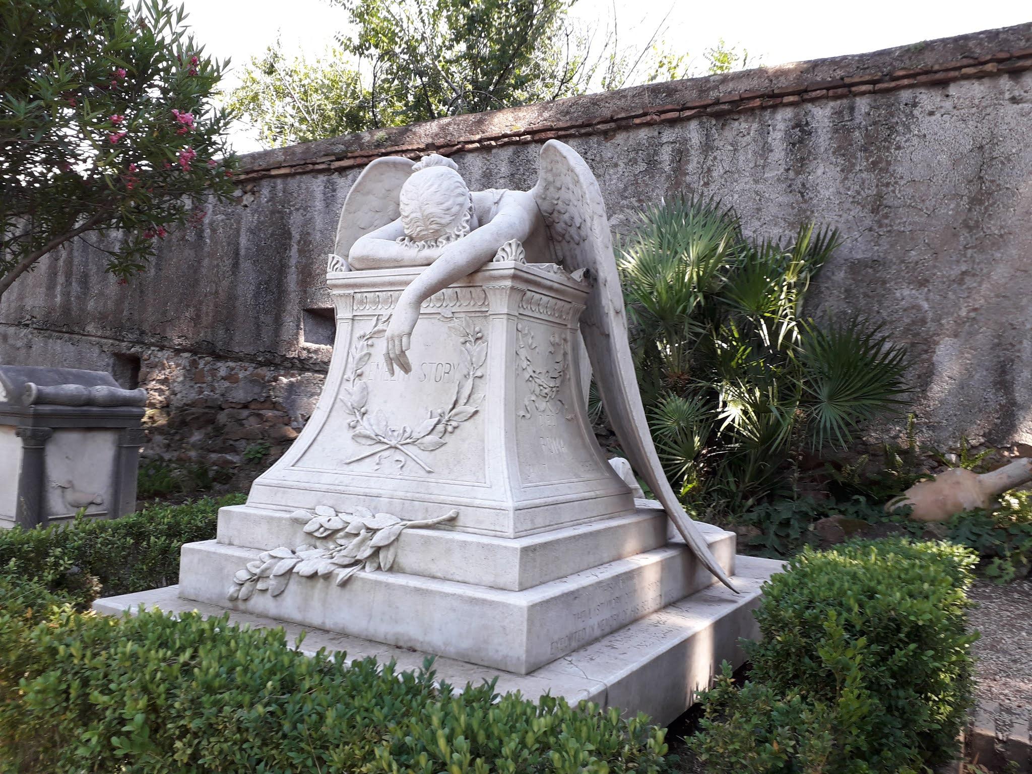 The Non-Catholic Cemetery (Rome, Italy)