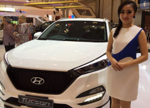 Hyundai Targetkan Jual 5,08 Juta Kendaraan pada 2017