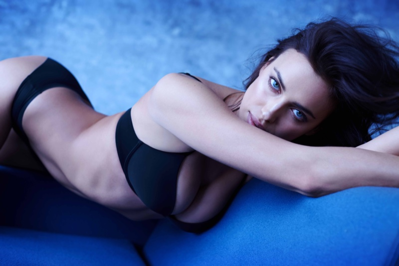Irina Shayk seduces for Intimissimi's Perfect Bra Lookbook