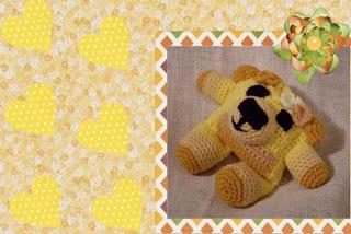 goldy flowerumi bear