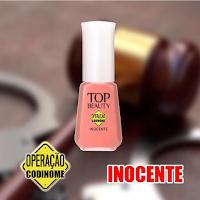 """Esmalte 'Inocente"""" da Coleção """"Operação Codinome"""" - Top Beauty"""