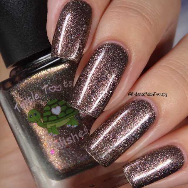 Turtle Tootsie Polishes Who Knew