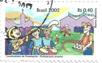 Selo Cavalhadinha de Pirenópolis, Participação Popular