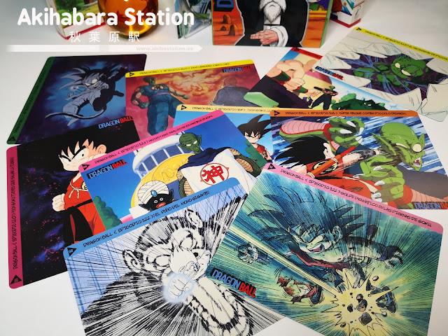 Un vistazo al sexto volumen de la edición Blu-Ray de Dragon Ball.