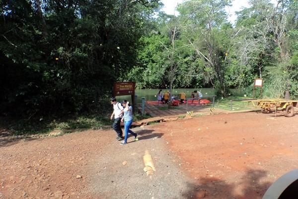 Cataratas del Iguazú - Borboletas.