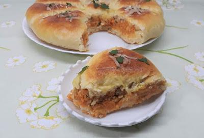 الفطيرة التركية الشهية هشة ورطبة مثل القطن و بمكونات بسيطة