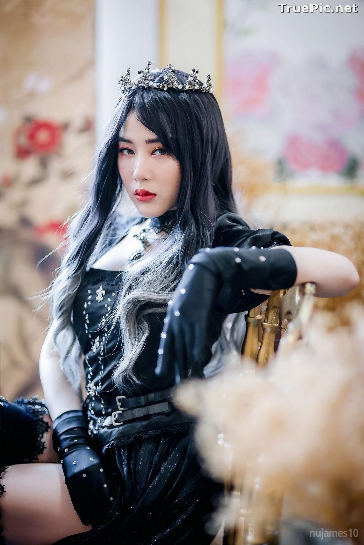 Image Thailand Model - Anchalee Wangwan - Black Princess - TruePic.net - Picture-10