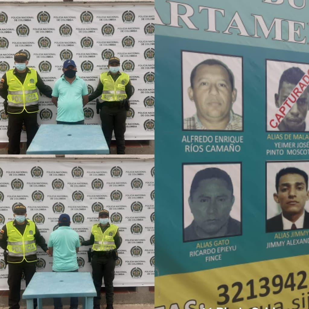 https://www.notasrosas.com/Cae 'El Gato', el séptimo de 'El Cartel De Las 18 Personas Más Buscadas en el Departamento De La Guajira'