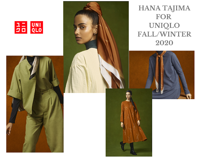 UNIQLO FALL/WINTER 2020: HANA TAJIMA