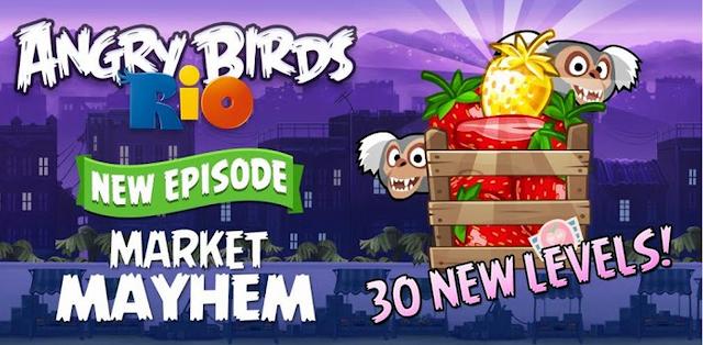 Descargar Angry Birds Rio Premium v1.6.1
