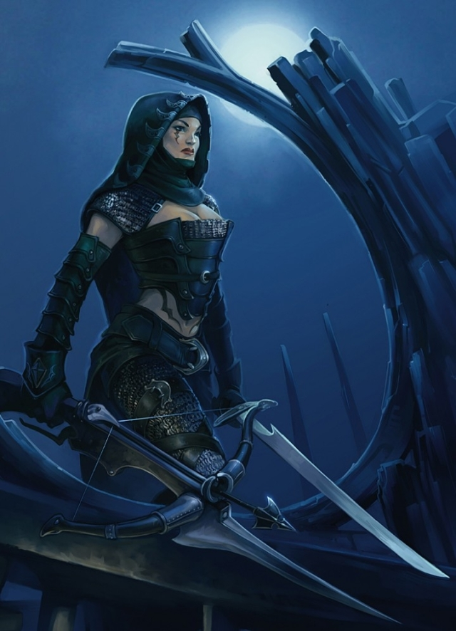 Noob Mage By Joshcorpuz85 Female Druid Witch Sorceress: A NOOBs Guide To Warmachine