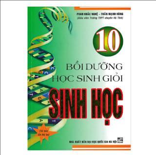 Bồi Dưỡng Học Sinh Giỏi Sinh Học Lớp 10 ebook PDF-EPUB-AWZ3-PRC-MOBI