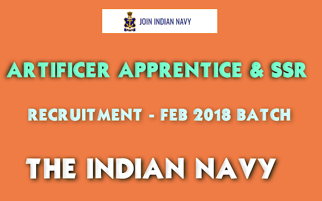 Indian-Navy-Artificer-Apprentice-SSR-Recruitment