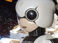 Robot Astronot Cetak 2 Rekor Dunia Baru