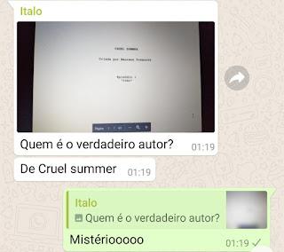 Quem é o verdadeiro autor de Cruel Summer?