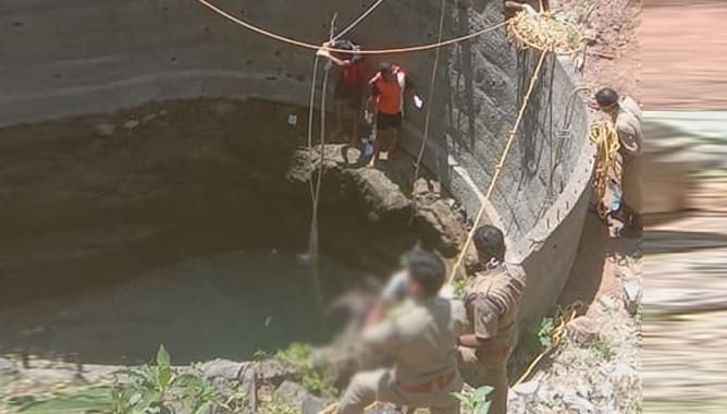Missing Adivasi girl's body found in well,www.thekeralatimes.com
