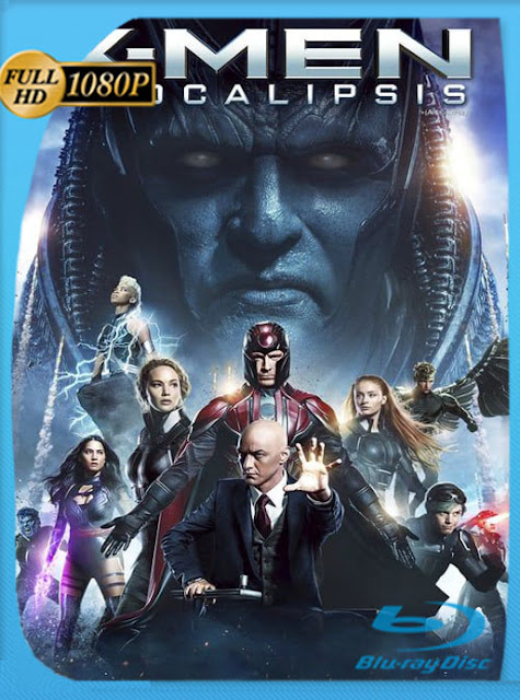 X-Men : Apocalipsis (2016) HD [1080p] Latino [GoogleDrive] SilvestreHD