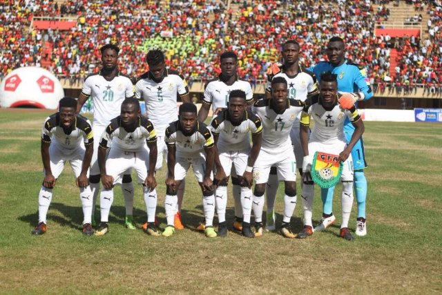 Ghana beats Saudi Arabia 3-0 in friendly [Video]
