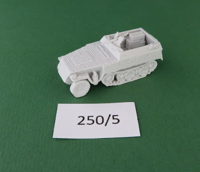 Sd Kfz 250/1 to 11 picture 8
