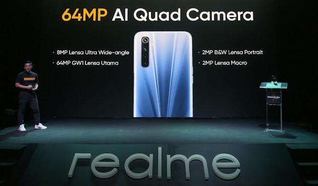 Realme 64MP Pro Camera